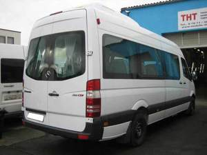 Заказ автобуса Mercedes Sprinter, VW Crafter, свадебные авто